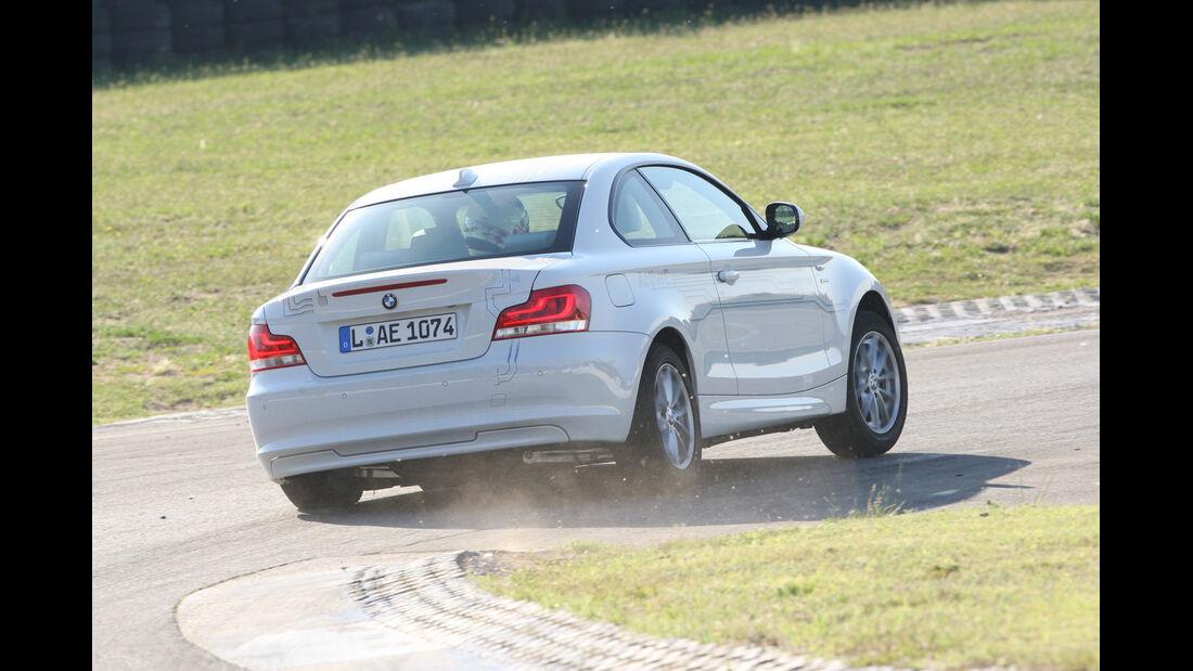 BMW Active E, Heckansicht