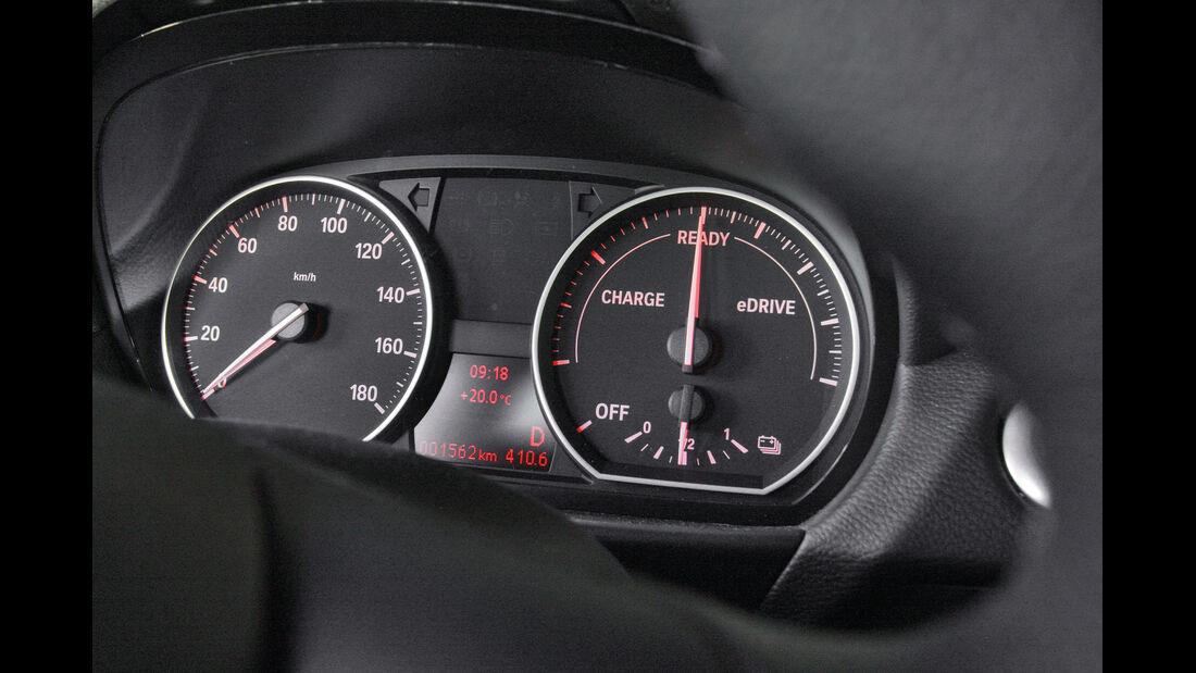 BMW Active E, Rundelemente