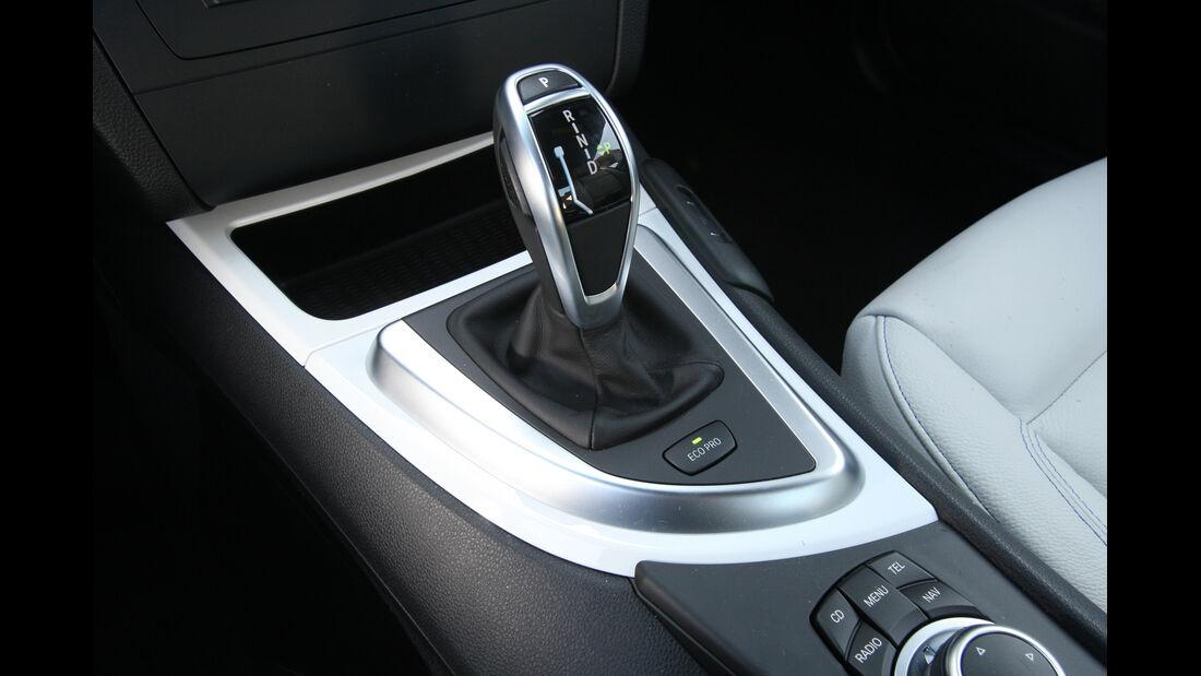 BMW Active E, Schalthebel, Gangschaltung