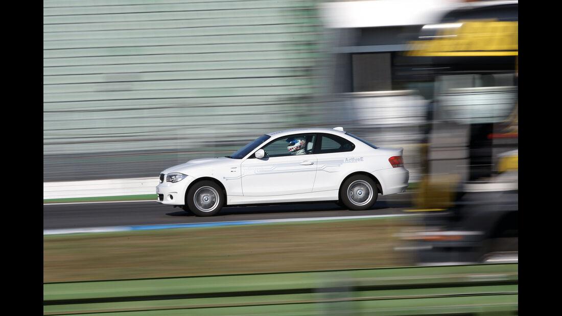 BMW Active E, Seitenansicht