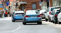 BMW Active Hybrid 3, Toyota Prius Plug-in Hybrid, Heckansicht