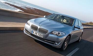 BMW Active Hybrid 5, Frontansicht