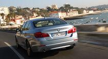 BMW Active Hybrid 5, Heck