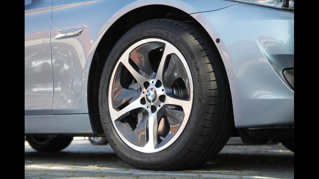 BMW Active Hybrid 5, Rad, Felge