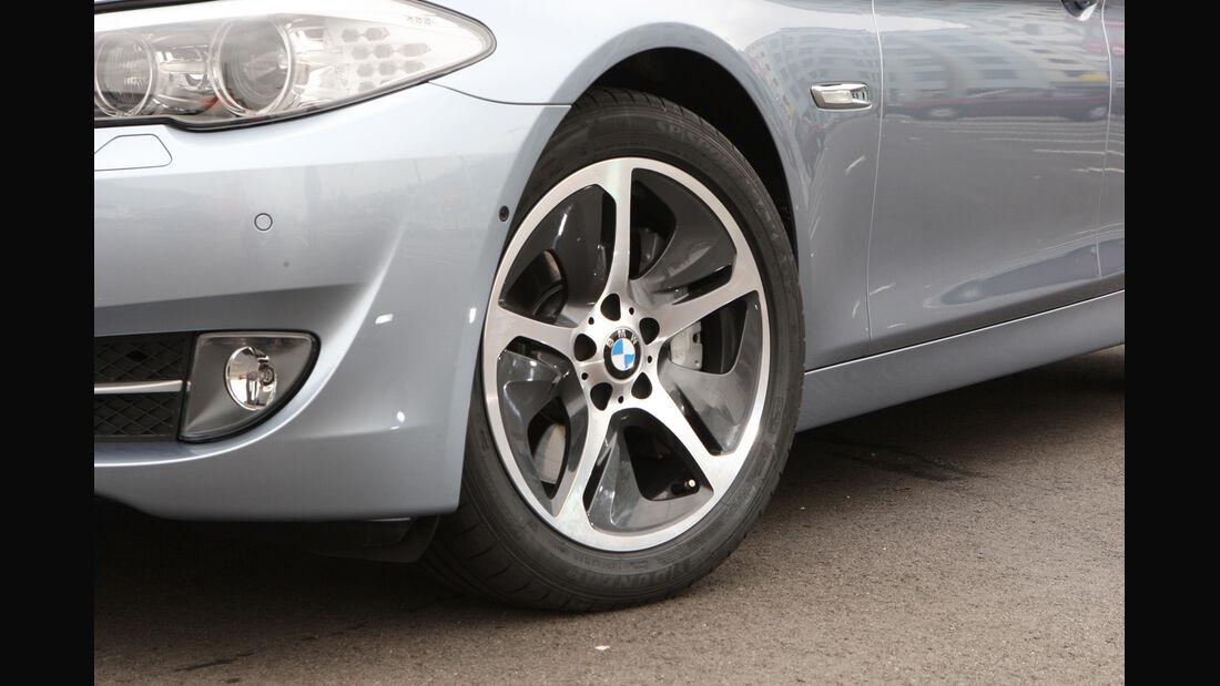 BMW Active Hybrid5, Rad, Felge