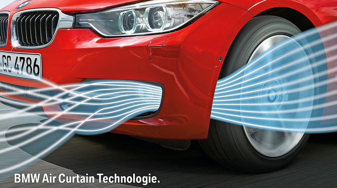 BMW, Air Curtain