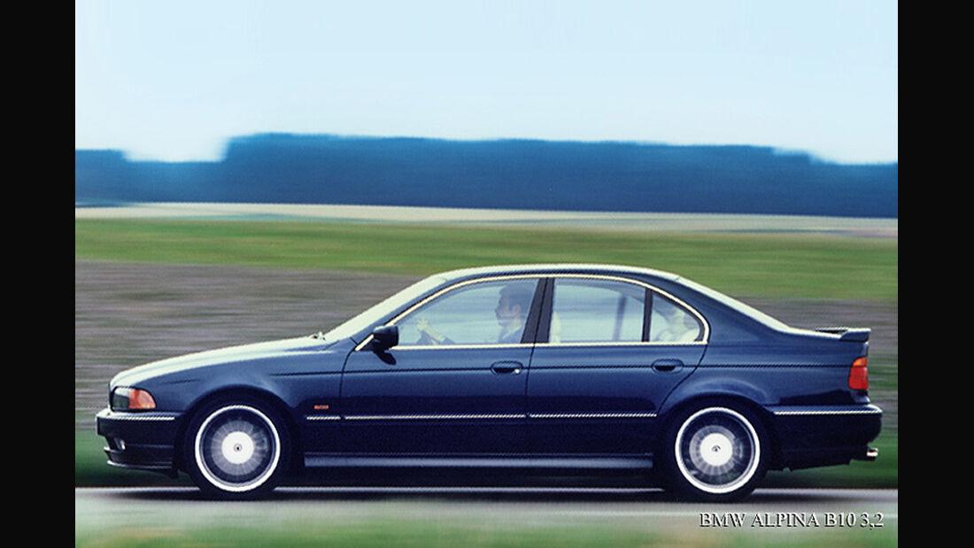 BMW Alpina B10 3,2