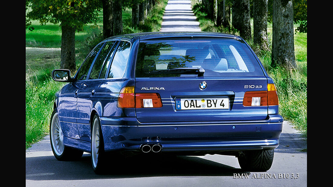 BMW Alpina B10 3,3 Touring