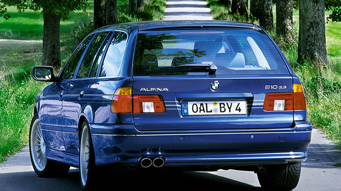 BMW Alpina B10 3,3 Touring