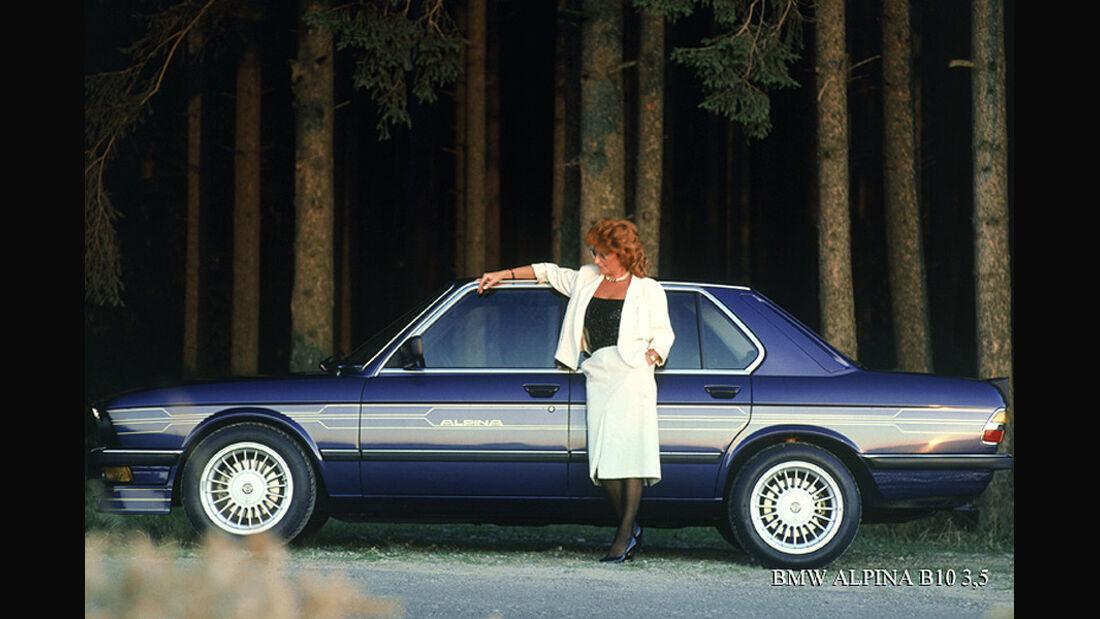 BMW Alpina B10 3,5