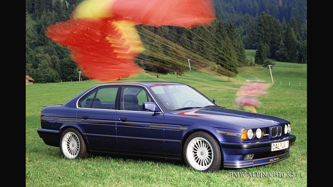BMW Alpina B10 3,5/1
