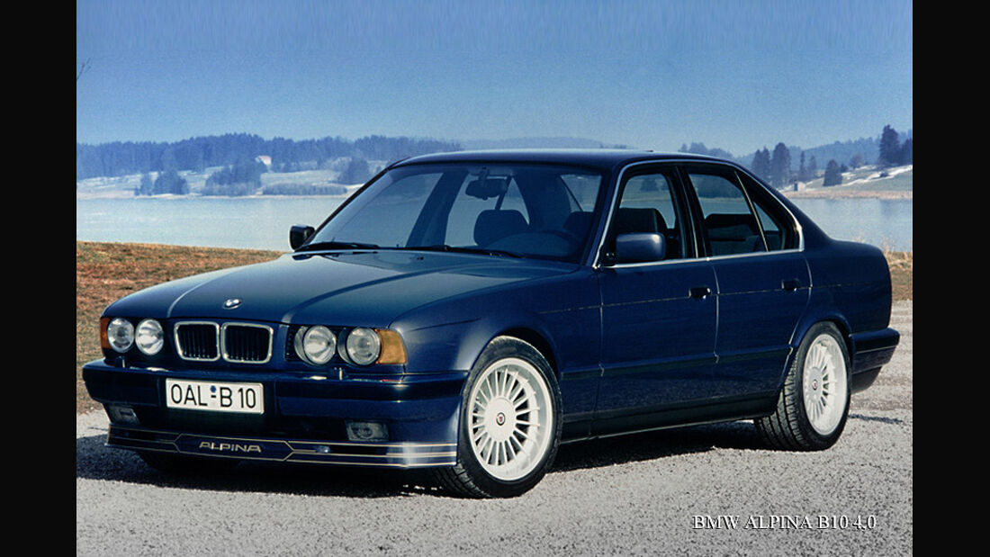 BMW Alpina B10 4,0