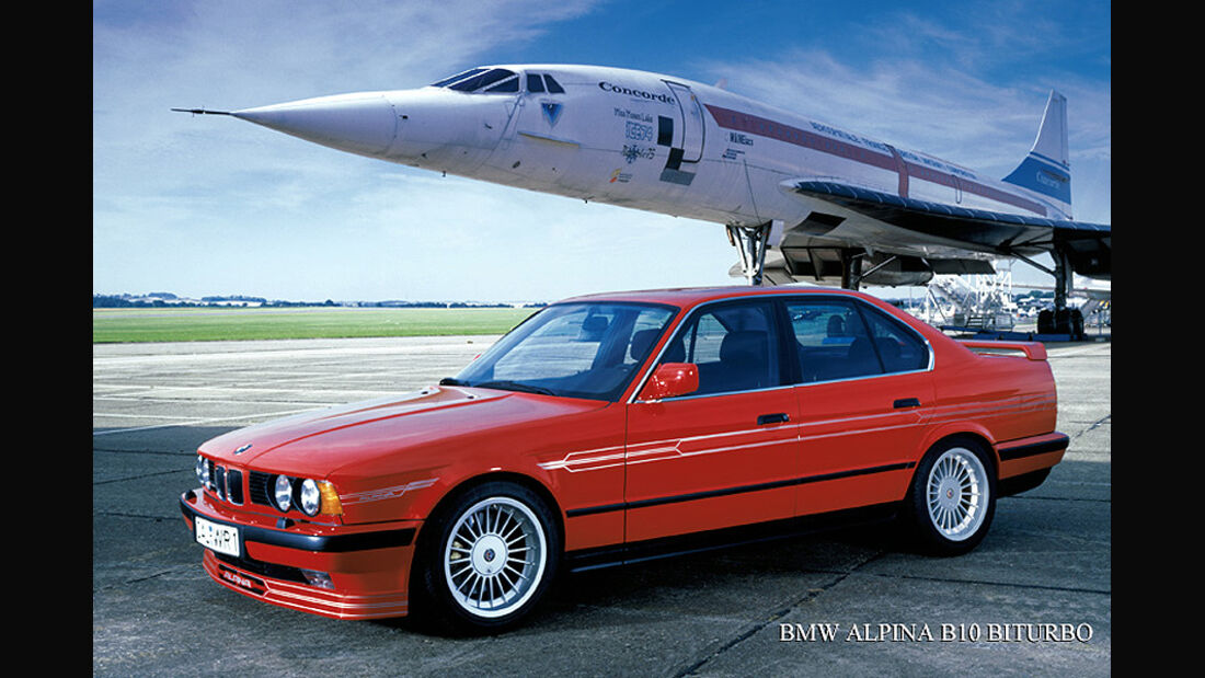 BMW Alpina B10 Biturbo