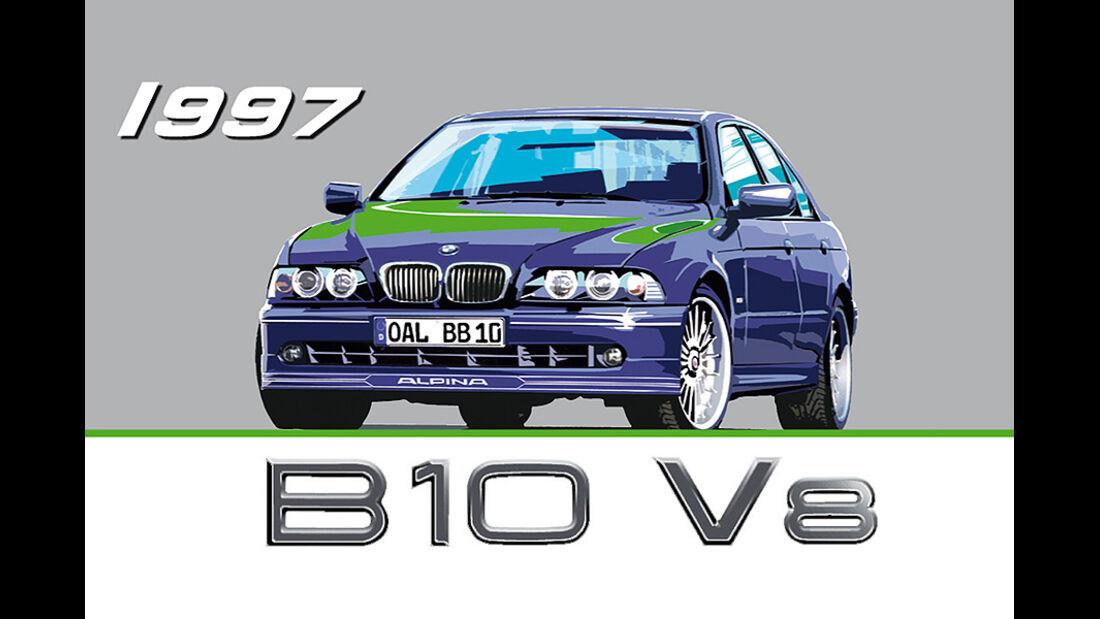 BMW Alpina B10 V8 1997