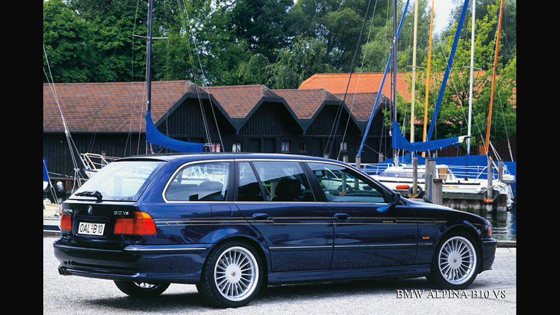 BMW Alpina B10 V8 Touring