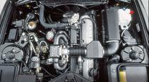 BMW Alpina B11 3.5, Motor