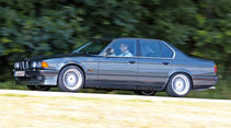 BMW Alpina B11 3.5, Seitenansicht