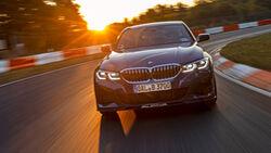 BMW Alpina B3, Exterieur