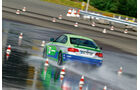 BMW Alpina B3 GT3, Nasshandling