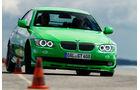 BMW Alpina B3 GT3, Pylonen