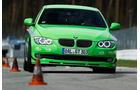 BMW Alpina B3 GT3, Slalom, Frontansicht