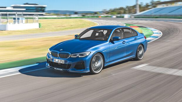 BMW Alpina B3, Hockenheimring