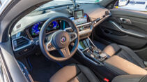 BMW Alpina B3, Interieur