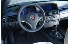 BMW Alpina B3 S Biturbo Coupé, Cockpit