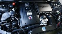 BMW Alpina B3 S Biturbo Coupé, Motor