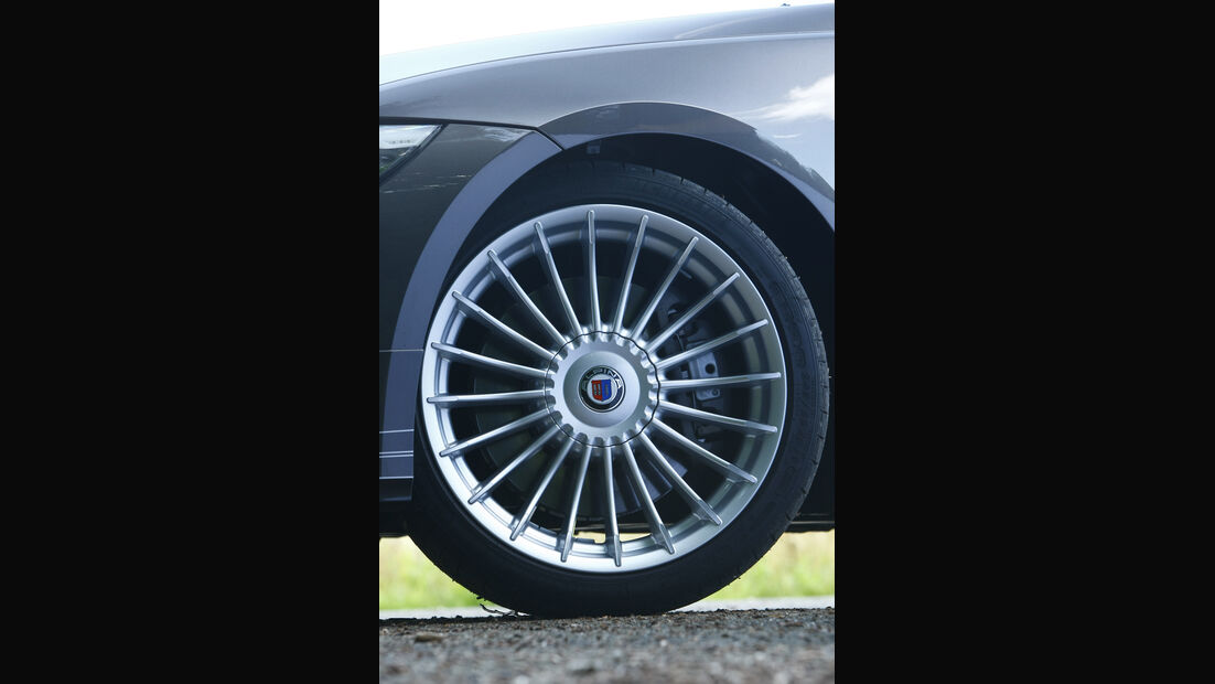 BMW Alpina B3 S Biturbo Coupé, Rad