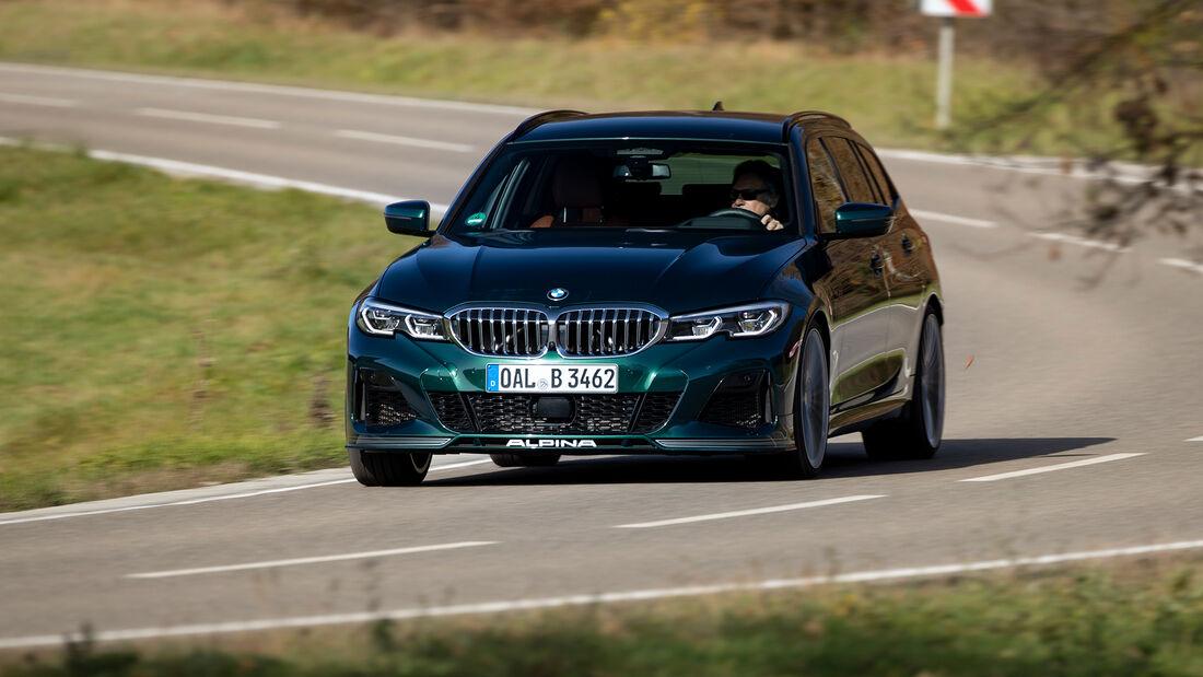 BMW Alpina B3 Touring, Exterieur