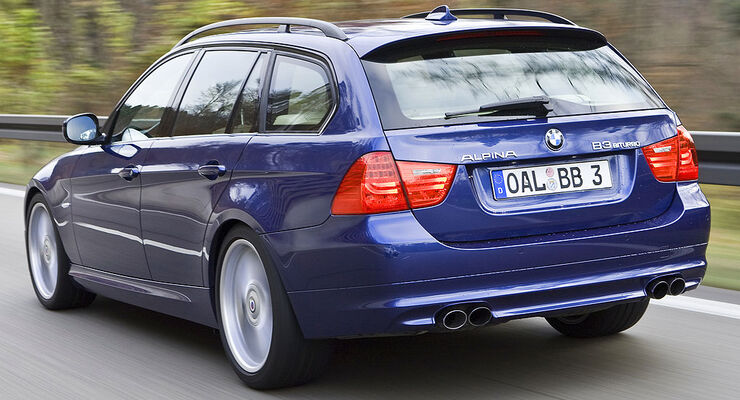 BMW Alpina B3 Touring
