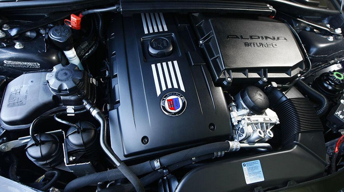 BMW Alpina B3S Biturbo Coupé