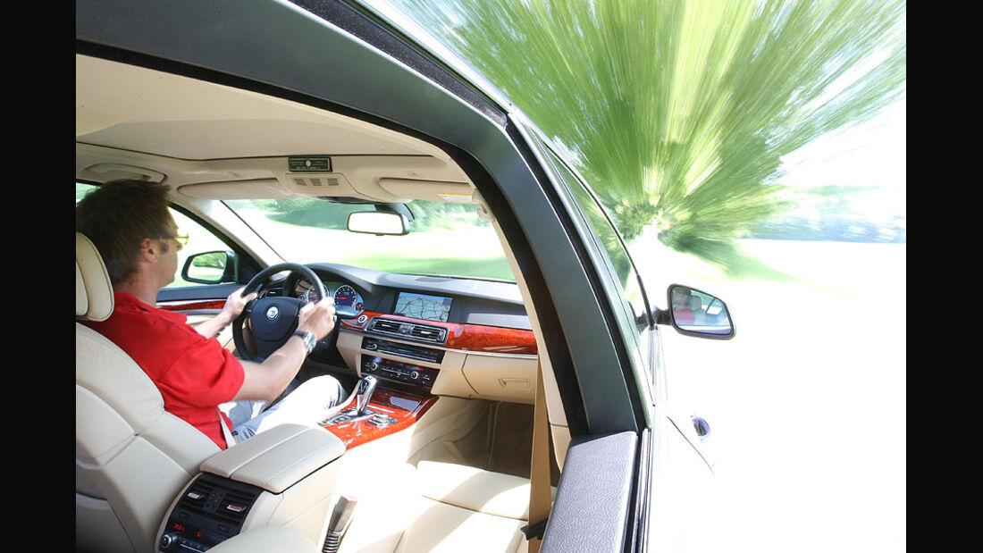 BMW Alpina B5 Biturbo,Fahrersitz