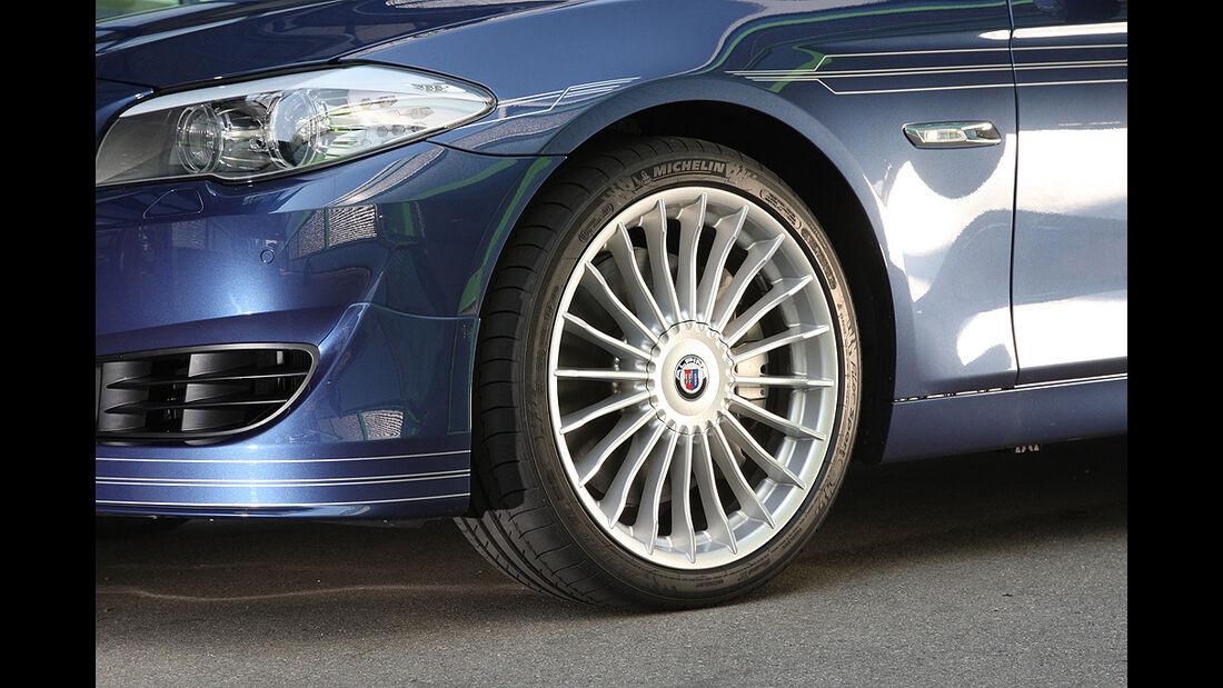 BMW Alpina B5 Biturbo, Felge