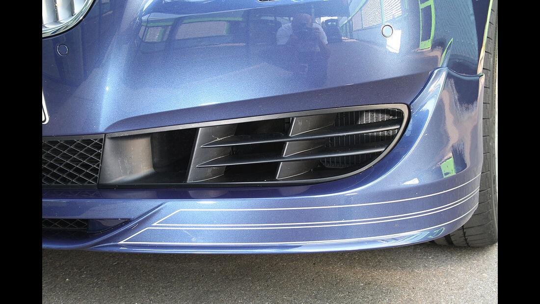 BMW Alpina B5 Biturbo, Frontschürze, Kühlluftöffnung