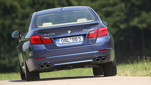 BMW Alpina B5 Biturbo, Heck