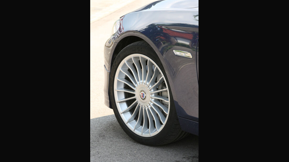 BMW Alpina B5 Biturbo, Rad, Felge