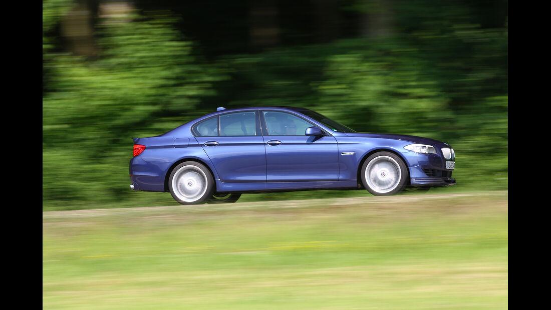 BMW Alpina B5 Biturbo, Seitenansicht