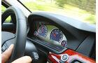 BMW Alpina B5 Biturbo, Tacho, Lenkrad