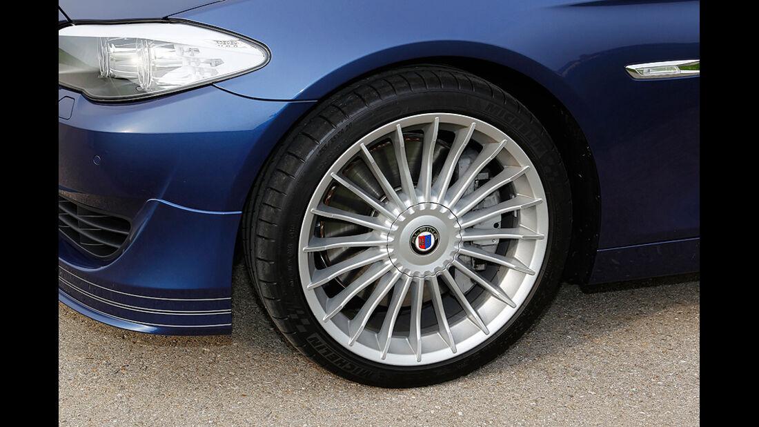 BMW Alpina B5 Biturbo Touring, Felge, Vorderrad