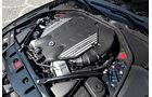 BMW Alpina B5 Biturbo Touring, Lenker, Motor, Motorraum