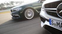 BMW Alpina B5 Biturbo Touring xDrive, Mercedes-AMG E 63 S T-Modell 4Matic+, Exterieur
