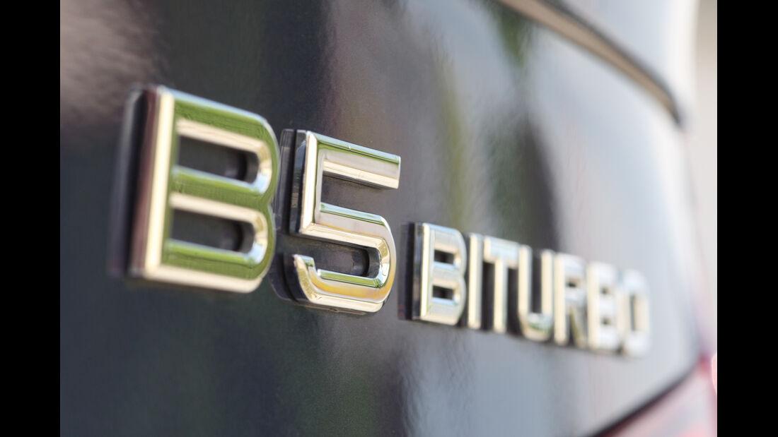 BMW Alpina B5 Biturbo, Typenbezeichnung