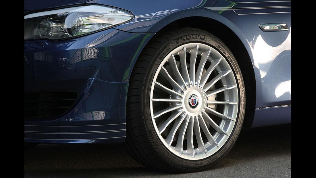BMW Alpina B5 Biturbo,Vorderreifen