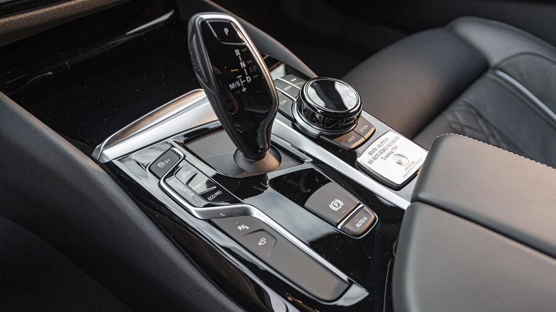 BMW Alpina B5 Touring, Interieur
