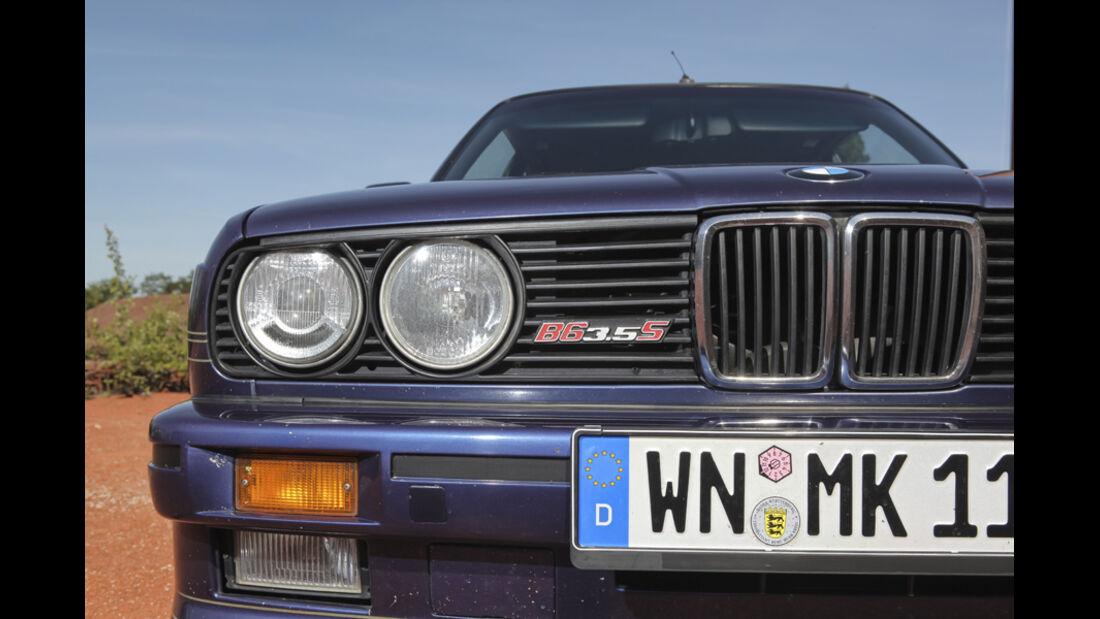BMW Alpina B6 3.5 S, Kühlergrill