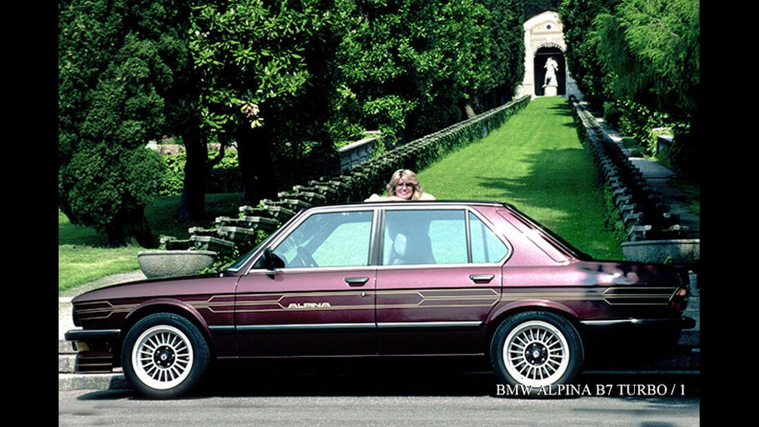 BMW Alpina B7 S Turbo / 1