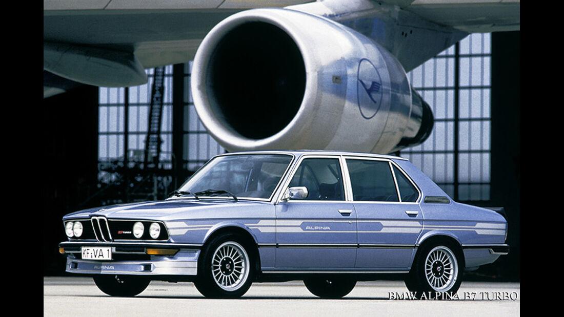 BMW Alpina B7 S Turbo