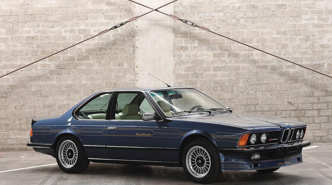 BMW Alpina B7 Turbo Coupé (1985)